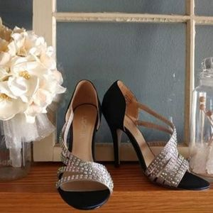 ALDO Navy Heels - Homecoming/Prom/Formal/Wedding